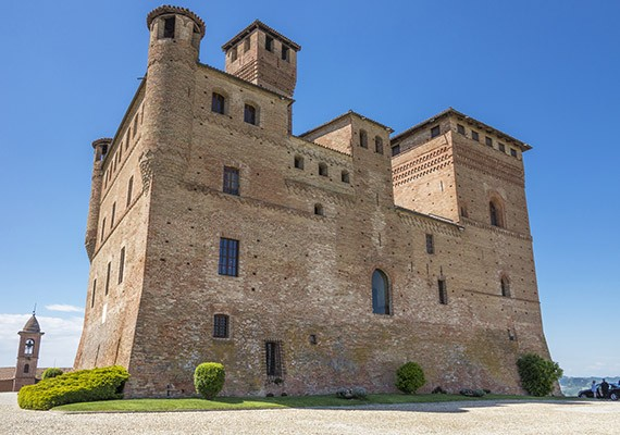 Castello di Grinzano